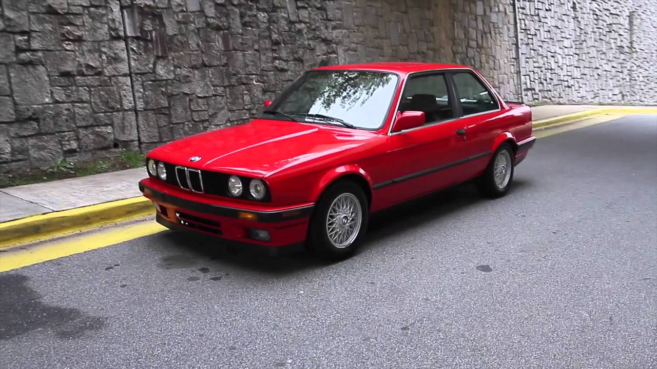 1989 BMW 325is for sale  YouTube