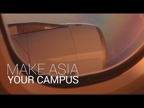Student Exchange: Make Asia Your Campus