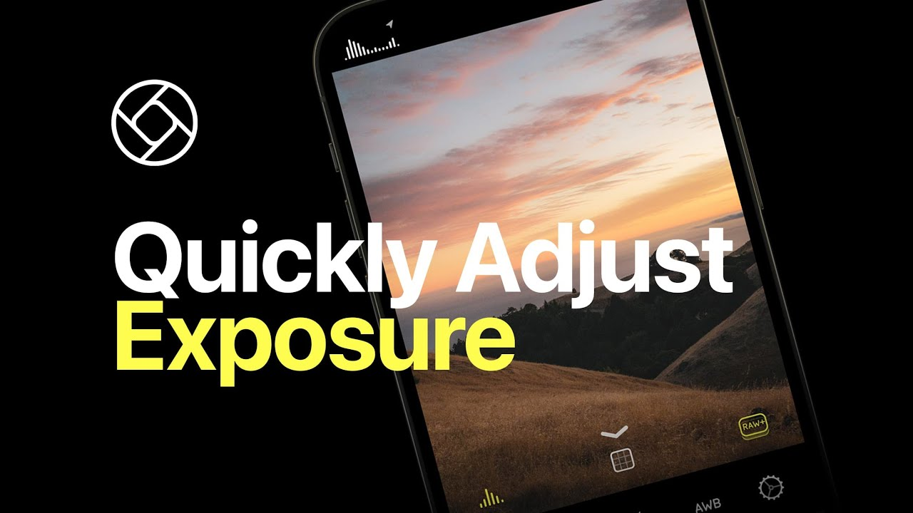 Download How to adjust exposure - Halide Mark II Quick Tip