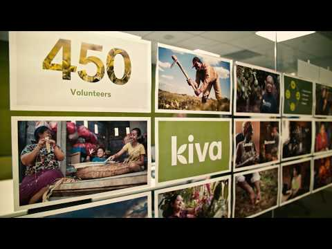 Kiva + Looker: Creating Opportunity with Data