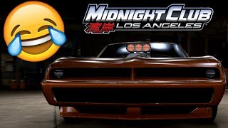 Midnight Club Los Angeles | Reaccionando a mis coches 5 años después