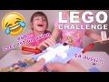 LEGO CHALLENGE ENTRE SOEURS Trop Drôle Pas Celui Où On Marche Sur Des Lego Studio Bubble Tea mp3