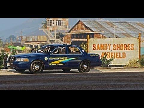 Alameda County Sheriff Patrol #1