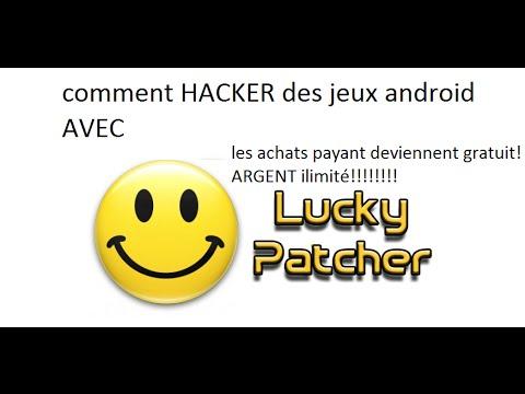 Comment hacker des jeux android sans root avec lucky patcher