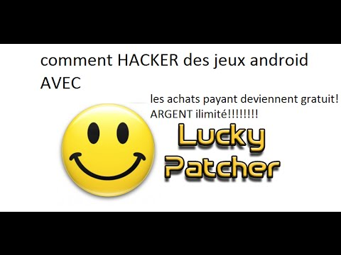 comment hacker des jeux android sans root avec lucky patcher youtube. Black Bedroom Furniture Sets. Home Design Ideas