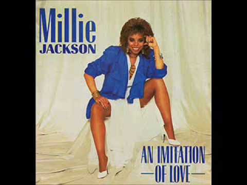 "★ Millie Jackson ★ Mind Over Matter ★ [1986] ★ ""An Imitation Of Love"" ★"
