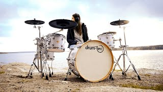Strongest - Ina Wroldsen (Alan Walker Remix) - Drum Cover | TheKays