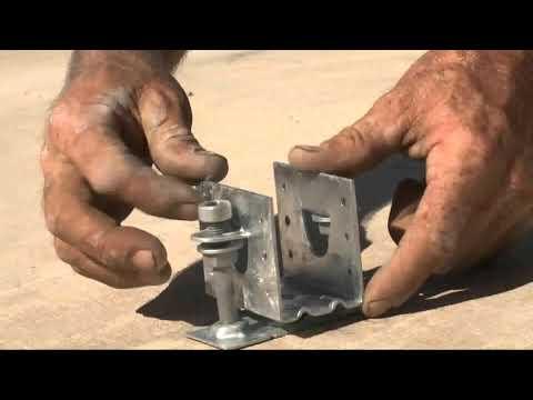 How To Install A Deck Over A Concrete Patio - DaddyGif.com