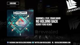 Download Mp3 Hardwell Feat. Craig David - No Holding Back  Henry Fong Remix   Out Now!