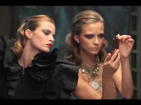 Making of sony Jalou by Sony Ericsson and Dolce & Gabbana