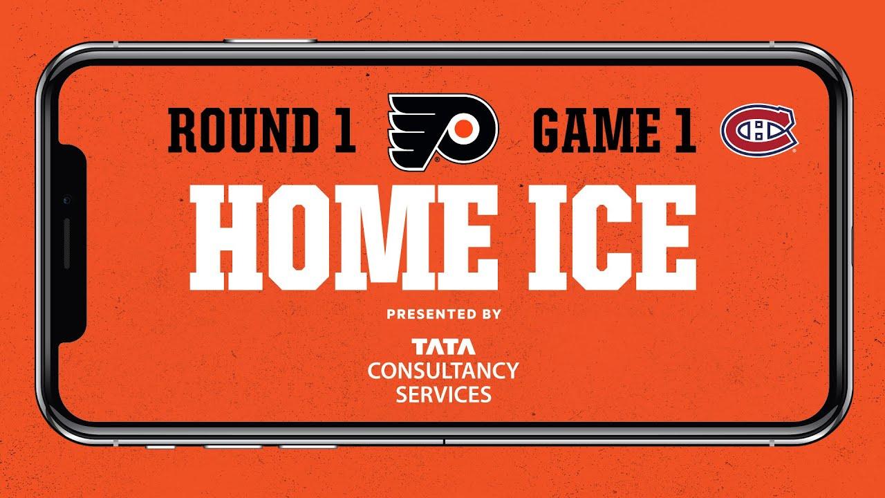 FLYERS HOME-ICE LIVE: Philadelphia Flyers vs. Montreal Canadiens