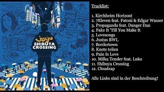 Juse Ju Shibuya Crossing Tracklist