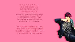 BTOB- Beep Beep [Eng + Romanization + Hangul]-(Coded lyrics).