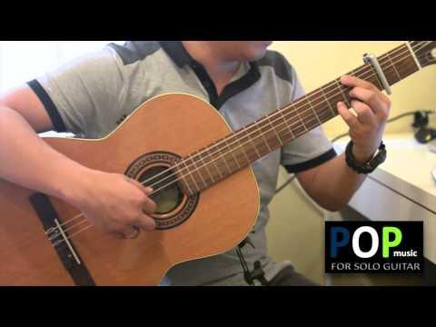 Crazy - Patsy Cline (solo guitar cover)