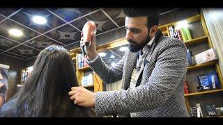وداعا للشعر الخفيف النسائي الان الشعر الطبيعي متوفر في مركز وسام الرافدين لاتفوتكم المشاهدة