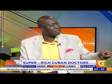 The Cuban doctors coming to Kenya should be posted to KNH- Midiwo