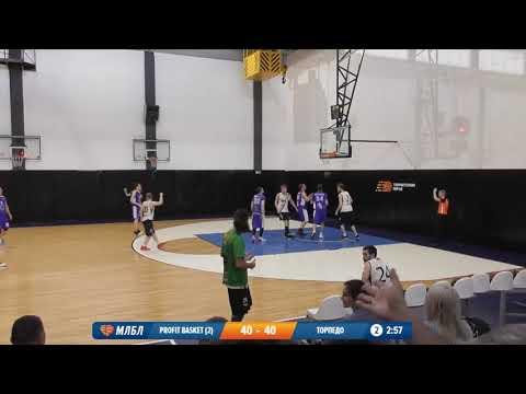 Хайлайты. Profit Basket (2) - Торпедо