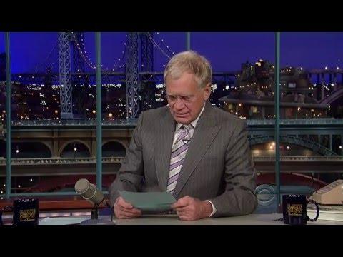 Letterman - Jay Z (11-16-2010)