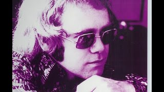 Elton John - Rock and Roll Madonna (band demo 1969) With Lyrics!