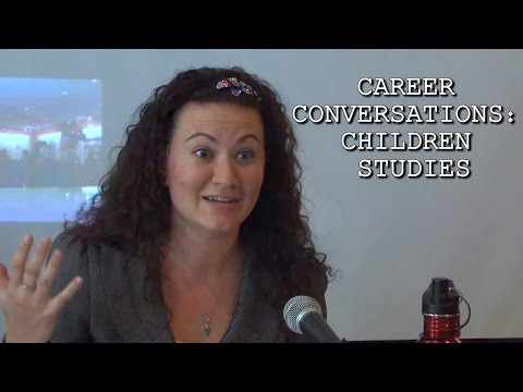 Career Conversations: Children Studies