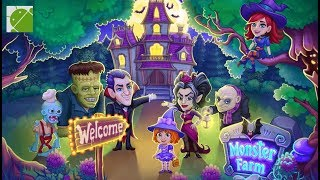 Monster Farm: Happy Halloween Game & Ghost Village - Android Gameplay FHD