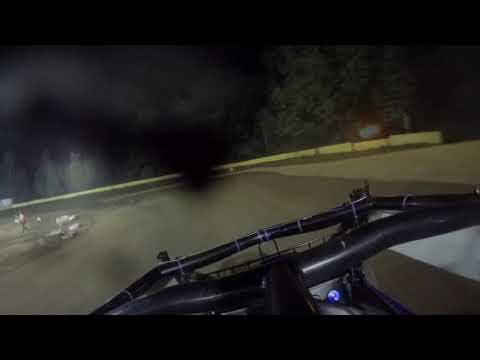 Hamlin Speedway - Rookie 600's Feature 9-22-18