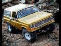 Rc Chevrolet Blazer K5- Rc4wd