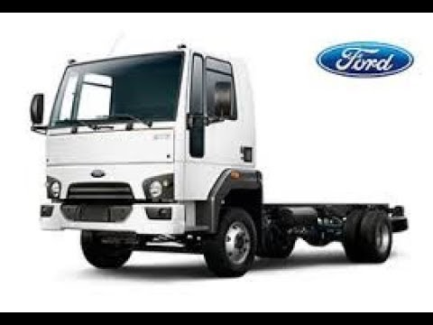 Nuevo Camion Ford Cargo 816 Ficha Tecnica Youtube