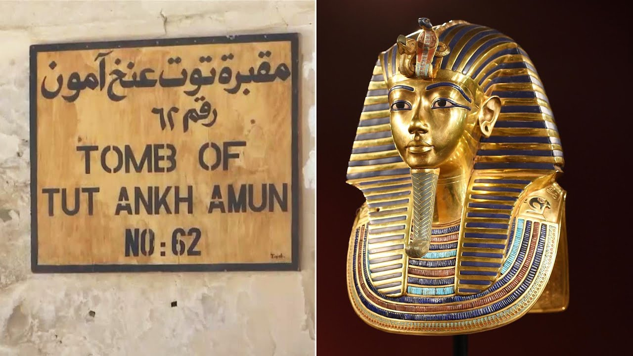 The Curse Of King Tuts Tomb Torrent: Take A Look Inside King Tut's Renovated Tomb