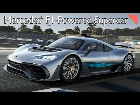 Mercedes Project ONE, Audi Concept Hints at Future - Autoline Daily 2188