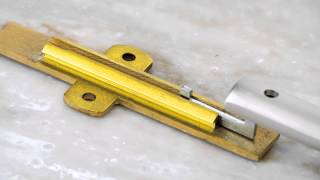 Cremone Bolt Extension Rod Assembly