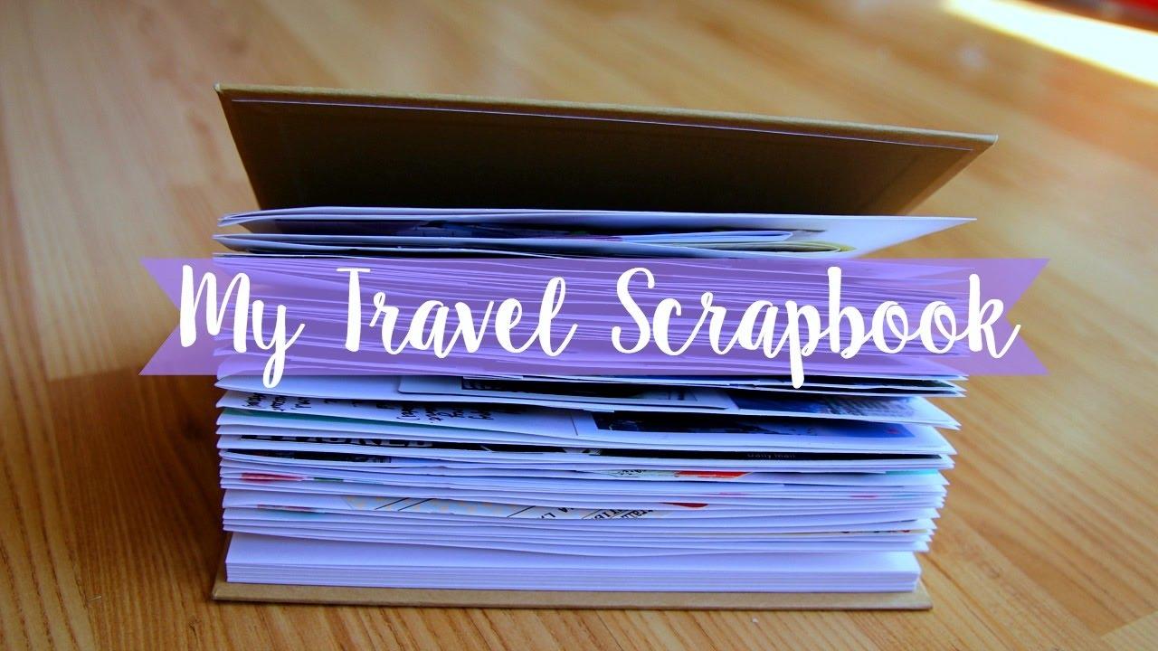 How to scrapbook travel - How To Scrapbook Travel 68