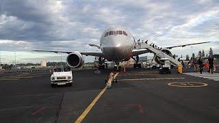 Flight Review Jetstar B787 Dreamliner Business Class Tokyo to Gold Coast