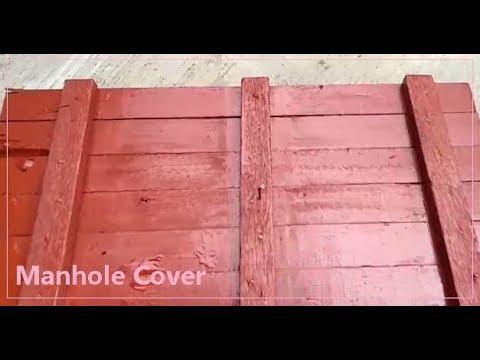 TuckyDIY: LearnToDo Manhole Cover Part1/2 [Ep$28]