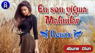 En Son Yigam Mahnilar Azeri 2021 Remix Youtube
