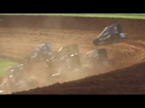 Bloomington Speedway Indiana Midget Week Heat  6-7-19