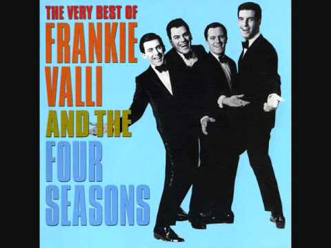 Dawn Go Away  Frankie Valli and the Four Seasons