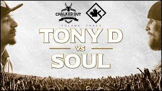 KOTD x CO - Tony D vs Soul   #COVol3
