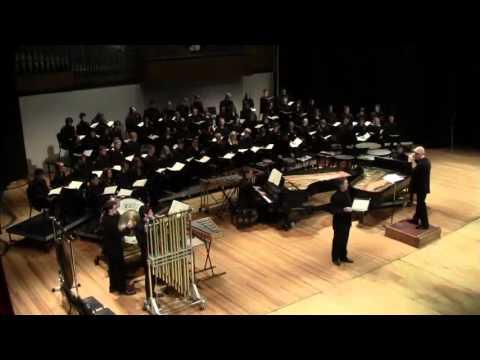 Carl Orff - Carmina Burana - UNL University Singers, Dr. Peter Eklund conductor