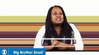 Big Brother Brasil 17: Roberta é estudante de serviço social, de SP, e tem 21 anos