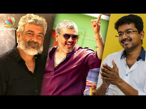 Vijay appreciates Thala Ajith's dance | Hot Tamil Cinema News | Aaluma doluma Song thumbnail