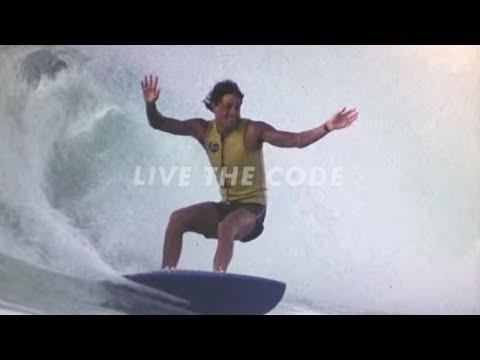 Shaun Tomson: Live the Code