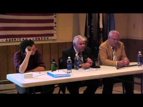Property Values, Legal Issues - Gas Pipeline Panel Discussion