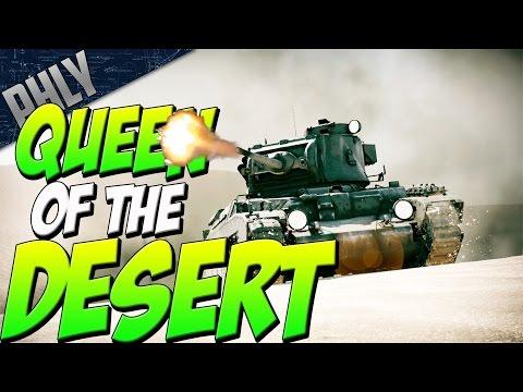 WE SHALL FIGHT - Matilda Tank (War Thunder Tanks Gameplay)
