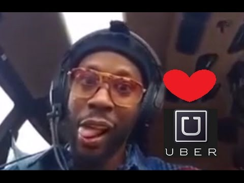 2 Chainz Uber Helicopter Date with Wife & Daughter ✈️ #UberChopper