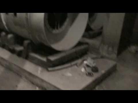 Fox theatre organ blowers/jet engines......