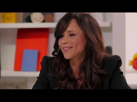 Rosie Perez Discusses The View, Abusive Childhood and Upcoming Larry David Project