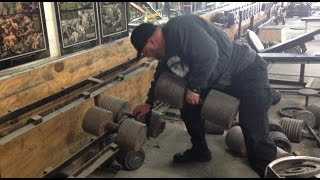 225lbs DB Rows Gettin39; NASTY at METROFLEX GYM  ARLINGTON