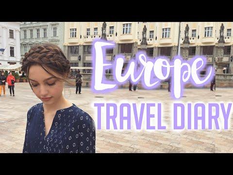 Europe Travel Diary// 2016