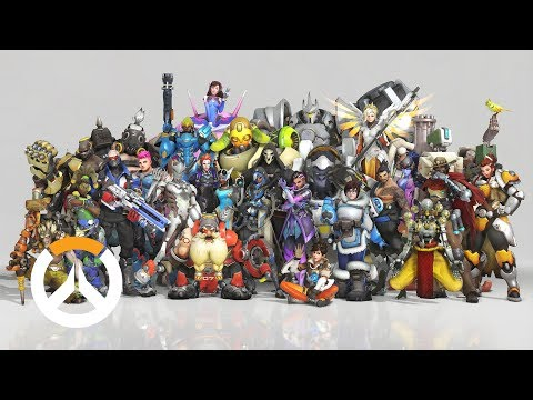 Thank You | Overwatch Anniversary 2018
